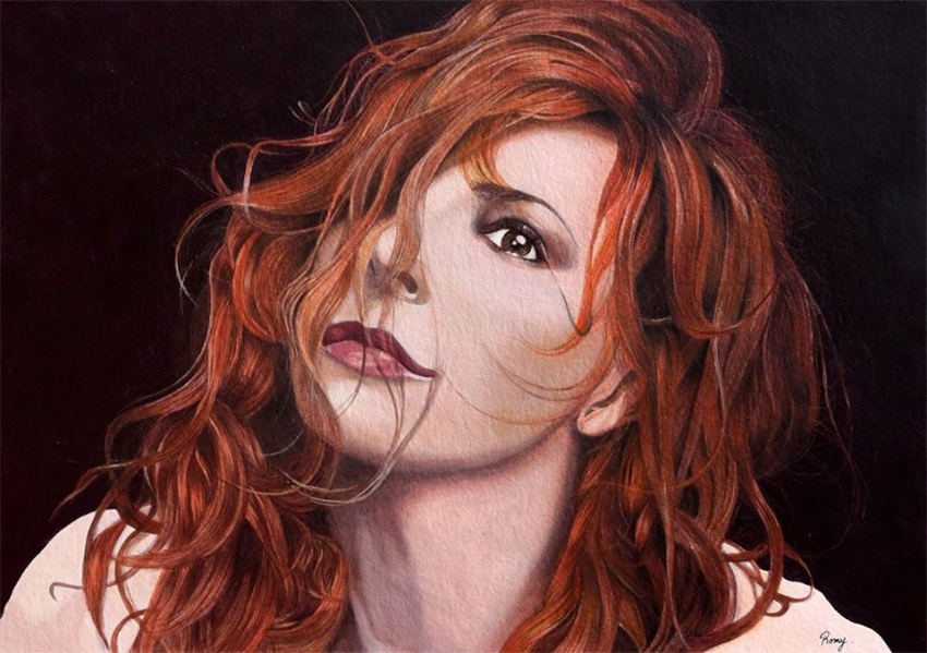 Mylène Farmer by Romy59